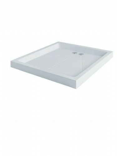 MX CLASSIC 1200X1200 SQUARE SHOWER TRAY INCLUDING WASTE